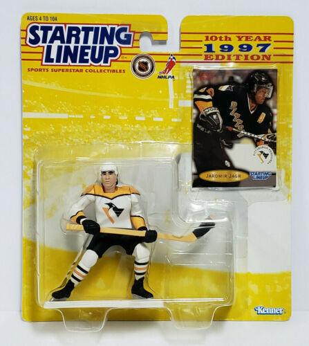 ERIC LINDROS 1993 Starting Lineup Figure Bonus Card Philadelphia Flyers NHL