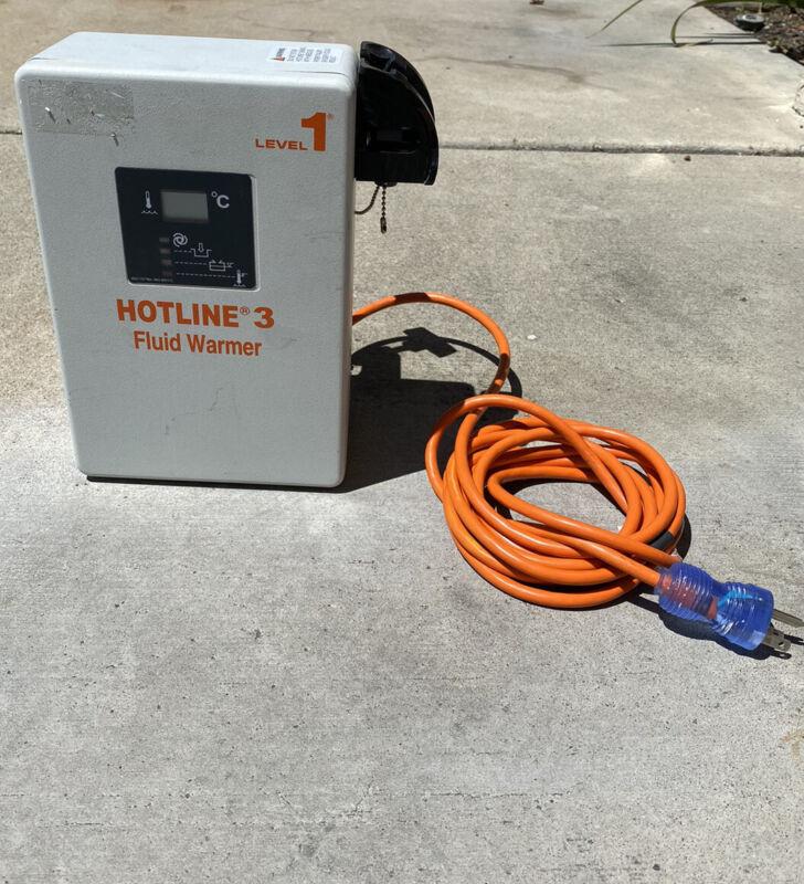 SMITHS MEDICAL HOTLINE 3 FLUID WARMER LEVEL 1 HL-390 / 115V