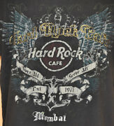 Hard Rock Cafe T-shirts Medium