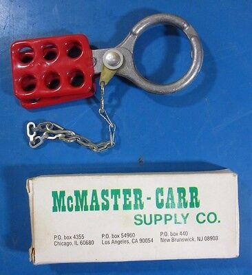 Mcmaster-carr Supply Co. Metal Lockout Tagout Loto Padlock Lock Og-80-2
