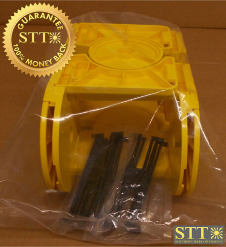 027-0000-4000 Telect 4x4 Cablelink Yellow (set Of 2) New