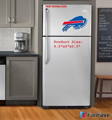 Nfl Decor (New NFL Buffalo Bills 3-D Foam Magnet Home Office Bar Decor - Made in)
