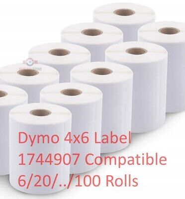 4x6 Shipping Address Postage Labels 1744907 Compatible For Dymo 4xl 220 Roll