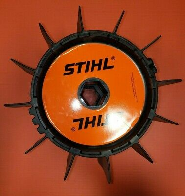 4602-730-0600 Stihl Sweeper Drum Assembly 2 Nos