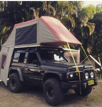 Roof top camp setup Tuncurry Great Lakes Area Preview
