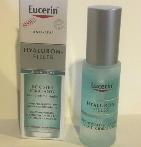 Eucerin Hyaluron-Filler Ultra Light Moisture Booster Gel 30ml NIB