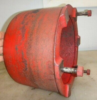 12 Pulley For 2-12hp To 12hp Hercules Economy Jeager Hit Miss Gas Engine