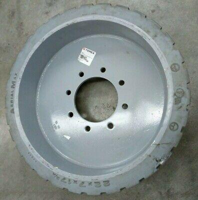 Terex Genie 94908gt Lift Wheel Tire Non-marking 22x7x17.75 Z3020n Z3422n