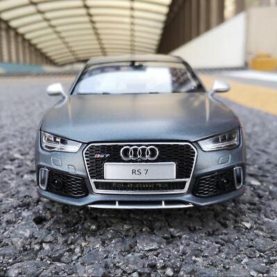 ###########1/18 Dealer Edition Audi RS7 car model###############################