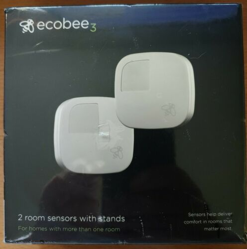 ecobee3 Remote Sensors  w/ Stands - EB-RSE3PK2-01 for ecobee