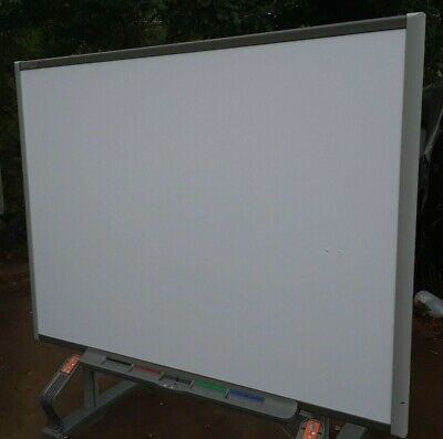 Smart Board Sb680 77 Interactive Whiteboard Standairliner Ws100 Free Delivery