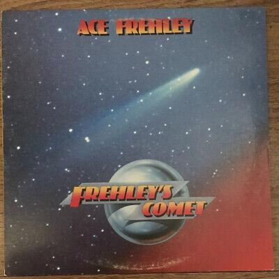 FREHLEY'S COMET LP (1987) ~ACE FREHLEY~KISS ATLANTIC MEGAFORCE