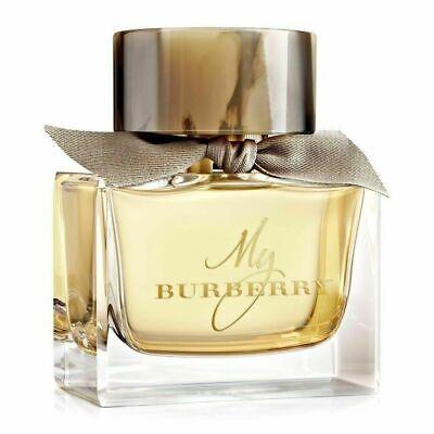 My Burberry Perfume Women Eau De Parfum Spray 3.0 oz Without Box