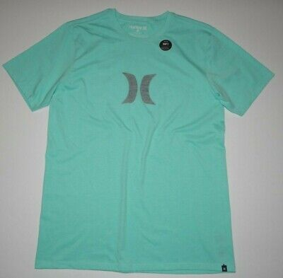 Hurley Mens Icon Push Through Unique Soft Premium Tee Shirt T-Shirt