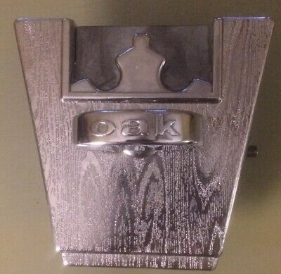 50 Cent Oak VISTA Vending Machine Coin Mech Mechanism, Gum, Candy, Small Toys, used for sale  Liberty