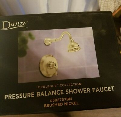 Danze Opulence Shower Faucet W/ Unmusical-In Part# D502757BN