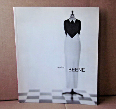 GEOFFREY BEENE autograph Rhode Island School of Art program fashion design OG