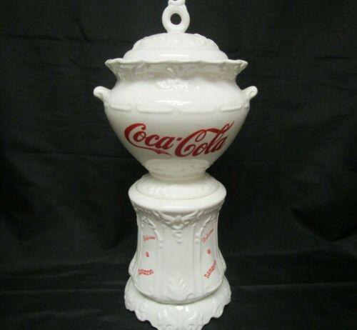 Coca Cola  Cookie Jar Ceramic 1998