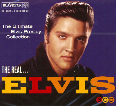 ELVIS PRESLEY * 90 Greatest Hits * NEW 3-CD Boxset *  The Ultimate Collection