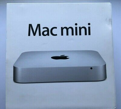 Apple Mac Mini Late 2012 - 2.5GHz Intel Core i5 8GB RAM 500GB - macOS Catalina