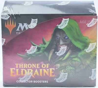 Magic the Gathering Throne of Eldraine Collector Booster Box - Brazen Borrower