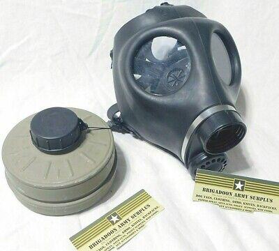 Israeli Youth Kids Civilian Gas Mask & Standard 40mm NBC Filter, NATO standard Nbc Gas Mask Filters