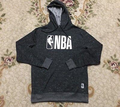 Big Mens Hoodie - *NEW* NBA BIG LOGO MEN'S HOODIE BLACK CHOICE RETAIL PRICE:$75.00