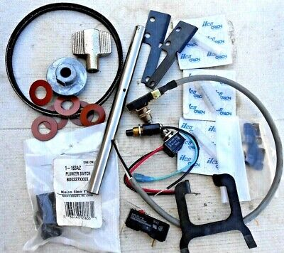 Lot Of New  Key Copy Machine Parts Switche Belt Shaft....  Locksmith