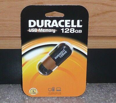 Флэшка DURACELL 128GB USB Flash Drive