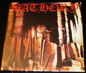 Bathory: Under The Sign Of The Black Mark - Limited Edition LP Vinyl Record NEW
