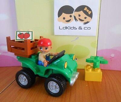 LEGO DUPLO LEGOVILLE - 5645 - LE QUAD DE LA FERME
