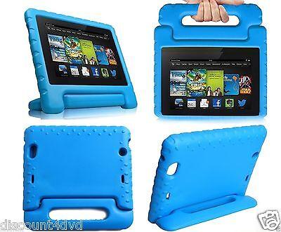 Gummi schockfest Heavy Duty Ständer Schutzhülle Sicher Kinder Griff für iPad 2
