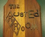the RUSTED ROOM
