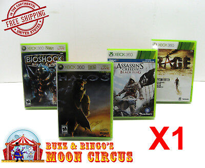 Used, 1X XBOX 360 CIB GAME - CLEAR PLASTIC PROTECTIVE BOX PROTECTOR CASE SLEEVE  for sale  Shipping to India