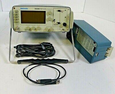 Tektronix 1502b Metallic Cable Tester Tdr.- Free Shipping
