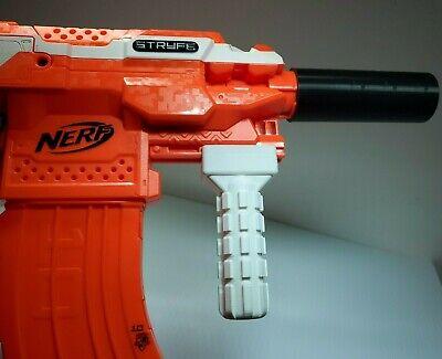 High Quality 3-D Printed Blaster Grip for Nerf Gun