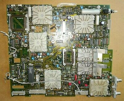 Tektronix 671-0722-07 A1 Pcb For 2445b Oscilloscopes Upgrade To 400mhz To 2465b