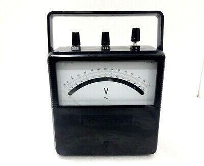 Yokogawa Analog Type Yas1998 Portable Volt Meter New