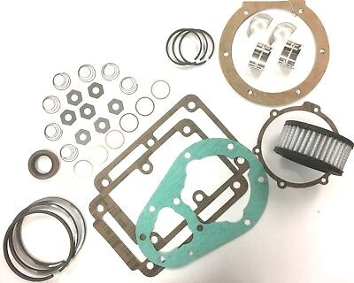 Kellogg American 331-tv Air Compressor Rebuild Kit 18874 18875 18873