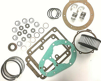 Kellogg American Air Compressor Model 331tvx Rebuild Kit - American Brake Shoe