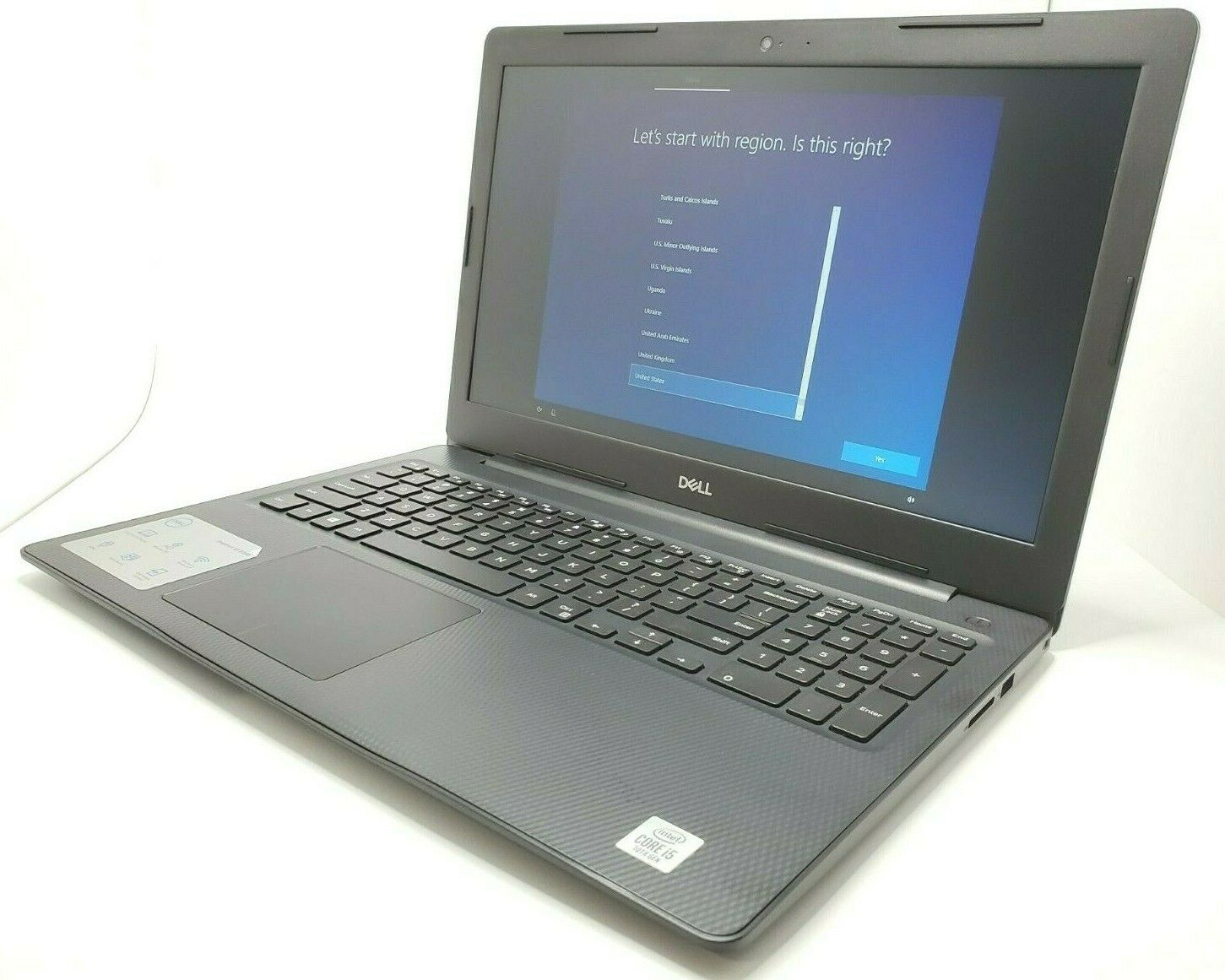 Dell Inspiron 15 3593 i5-1035G1, 8GB, 512GB SSD, 15.6
