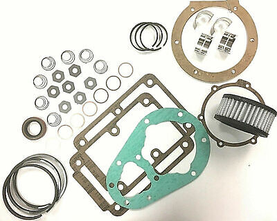 Kellogg American Air Compressor Tune Up Kit For Model 331 Tv