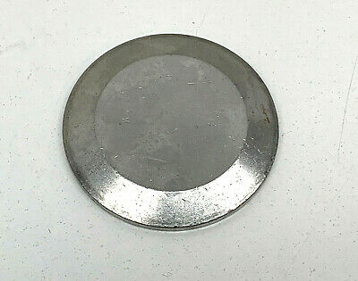Sanitary Clamp Ferrule Flange Blind Cover Cap For 2 316l Stainless