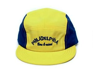 319c3aaa2d5 Yellow Royal The Fresh Prince of Bel Air Philadelphia Born   Raised Hat Cap