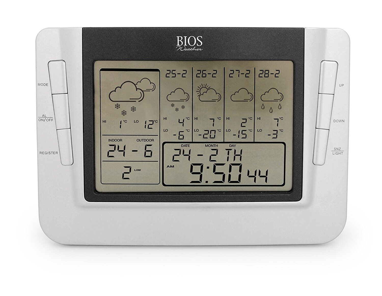 BIOS 5 Day Weather Forecasting Station [LN]™