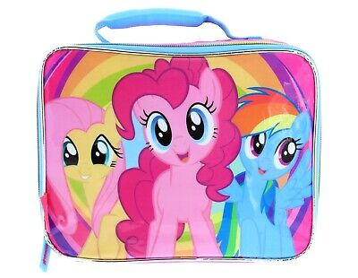 Thermos My Little Pony Lunch Box -Insulated Lunch Bag with Carry -