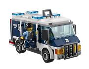 Lego City Police Van