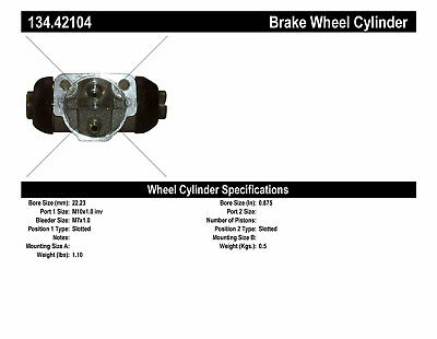 Drum Brake Wheel Cylinder-First Stop Rear Right Dorman W96879