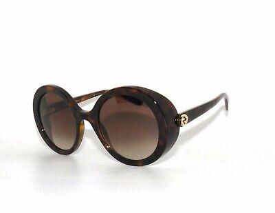 Gucci GG0367S 0367 002 53 Havana Brown Gradient Sunglasses
