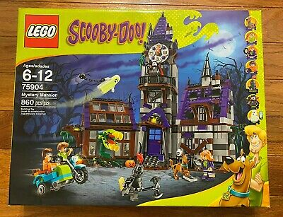 Lego Scooby-Doo Mystery Mansion (75904) BRAND NEW SEALED